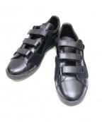 adidas by RAF SIMONS(アディダス バイ ラフシモンズ)の古着「STAN SMITH COMFORT BADGE」|ブラック