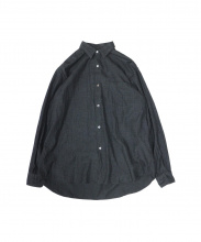 COMOLI(コモリ)の古着「コットンネル コモリシャツ」