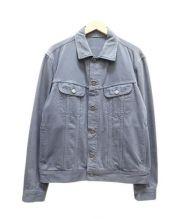 A.P.C(アーペーセー)の古着「デニムジャケット」 インディゴ