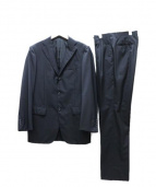 RING JACKET(リングジャケット)の古着「セットアップスーツ」|ブラック
