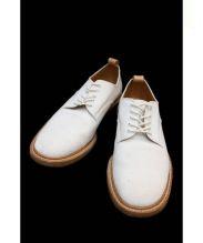 Hender Scheme(エンダースキーマ)の古着「キャンバスシューズ」|ホワイト