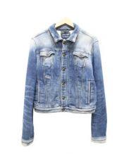 DISEL(ディーゼル)の古着「ジョグデニムジャケット」|ブルー