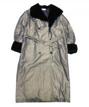 Christian Dior(クリスチャン ディオール)の古着「ヴィンテージオーバーサイズコート」|グレー