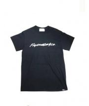 KIYONAGA&CO.(キヨナガ&コー)の古着「限定プリントTシャツ」|ブラック