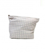 mina perhonen(ミナペルフォネン)の古着「quilt cloud ショルダーバッグ」|ホワイト