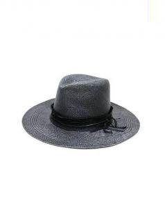 kijima takayuki(キジマタカユキ)の古着「別注PANAMA HAT」|ブラック