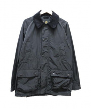 Barbour(バブアー)の古着「BEDALE SL SHAPE MEMORY」|ブラック