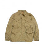 ASPESI(アスペジ)の古着「パッカブルM-43ジャケット」|ブラウン
