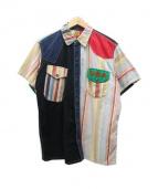 HUMAN MADE(ヒューマンメイド)の古着「クレイジーパターンシャツ」|マルチカラー