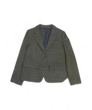 MARGARET HOWELL(マーガレットハウエル)の古着「ウールジャケット」|グレー