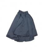 Dickies(ディッキーズ)の古着「別注フレアスカート」|ネイビー
