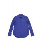DIESEL BLACK GOLD(ディーゼル ブラック ゴールド)の古着「長袖シャツ」