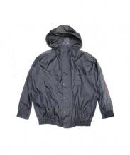 OSHIMA REI(オオシマレイ)の古着「Sport Blouson」|ブラック
