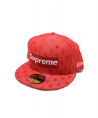SUPREME(シュプリーム)の古着「Monogram Box Logo cap」