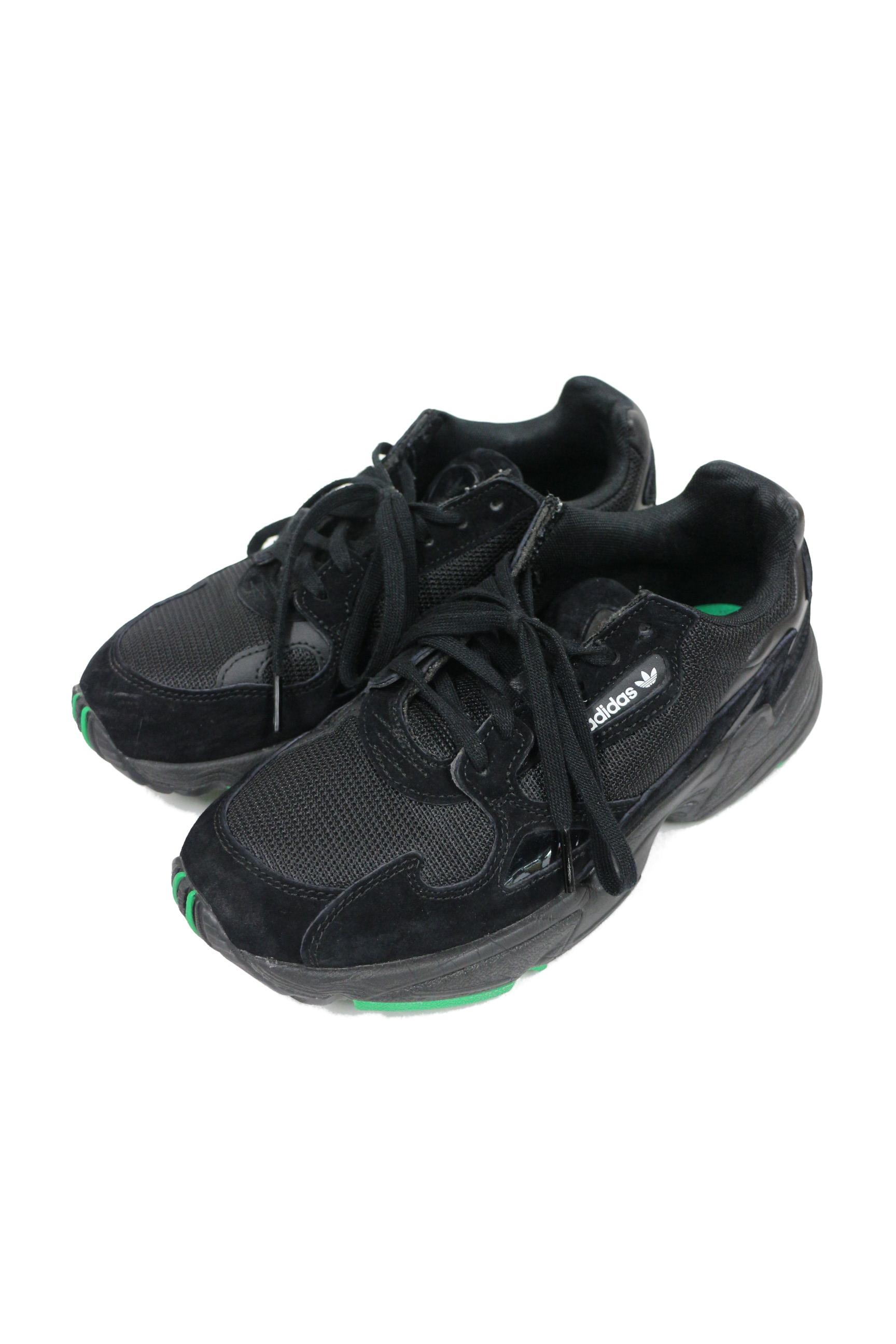 中古・古着通販 adidas (アディダス) FALCON サイズ 24.5cm F97483 ... 9611358aa