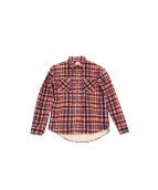 VISVIM(ビズビム)の古着「ネルチェックシャツ」