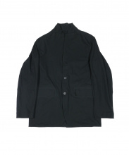 DESCENTE PAUSE(デサントポーズ)の古着「PACKABLE JACKET」|ブラック