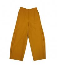 beautiful people(ビューティフル ピープル)の古着「stretch W cloth tucked pants」
