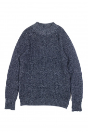 THE NORTH FACE PURPLE LABEL(ザノースフェイス パープルレーベル)の古着「THERMOLITE Hi-Neck Sweater」