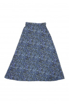 JOHN LAWRENCE SULLIVAN(ジョンローレンスサリバン)の古着「総柄プリントロングスカート」