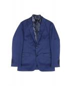 BURBERRY BLACK LABEL(バーバリーブラックレーベル)の古着「インナーベスト付2Bジャケット」