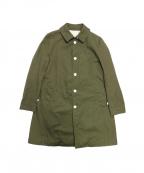 LIVING CONCEPT(リビングコンセプト)の古着「ステンカラーコート」
