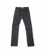 JieDa(ジエダ)の古着「OW 2WAY SLIM DENIM PANTS」