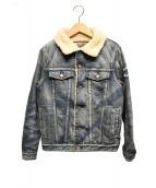 TMT(ティーエムティー)の古着「ランチジャケット」|インディゴ