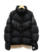 NIKE(ナイキ)の古着「フィルダウンジャケット」|ブラック