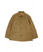 The FRANKLIN TAILORED(フランクリンテーラード)の古着「41khaki Work Jacket」