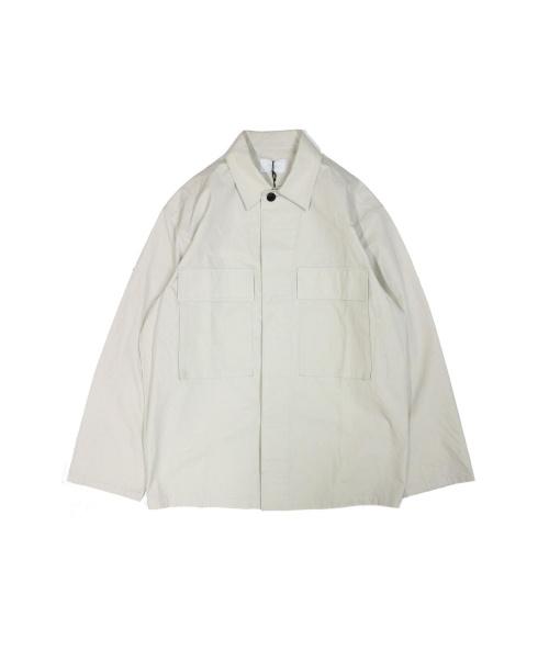 URU(ウル)URU (ウル) SHIRTS JACKET TYPE A サイズ:SIZE 1 19SS 定価34.000+TAXの古着・服飾アイテム