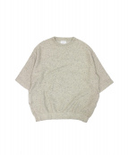 crepuscule(クレプスキュール)の古着「BIG Silk Knit S/S」