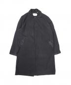 OUR LEGACY(アワーレガシー)の古着「Arteria Coat」 ブラック