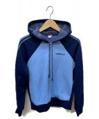 adidas(アディダス)の古着「[古着]70sトラックジャケット」|ブルー