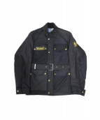 Belstaff(ベルスタッフ)の古着「ロードマスター�」|ブラック
