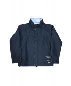 uniform experiment(ユニフォーム エクスペリメント)の古着「SEAM TAPED MOUNTAIN PARKA」