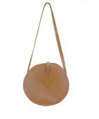 bulle de savon(ビュルデサボン)の古着「まるBAG」|ブラウン