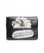 UNDER COVER(アンダーカバー)の古着「3つ折り財布」