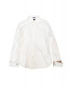 Paul Smith(ポールスミス)の古着「カフスシャツ」|ホワイト