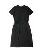 ASTRAET(アストラット)の古着「Combi Dress」|ブラック