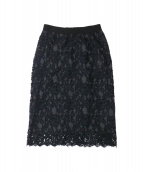 ANAYI(アナイ)の古着「リバーレースタイトスカート」
