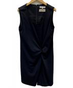 自由区(ジユウク)の古着「ノースリーブワンピース」|ブラック