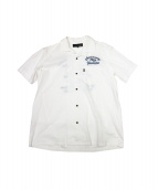 VAN(ヴァン)の古着「オープンカラーシャツ」 ホワイト