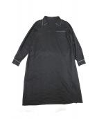 MARMARI(マルマリ)の古着「パジャマワンピース」|ブラック