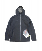 MAMMUT(マムート)の古着「Convey Tour HS Hooded Jacket」|ブラック