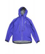 ARC'TERYX(アークテリクス)の古着「ALPHA LT JACKET」|ブルー