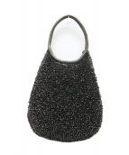 ANTEPRIMA(アンテプリマ)の古着「ワイヤーワンドバッグ」|ブラック