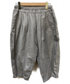 Ordinary fits(オーディナリーフィッツ)の古着「バルーンパンツ」|グレー