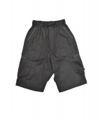 Y-3(ワイスリ)の古着「Tech Shorts」 ブラック