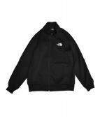 THE NORTH FACE(ザノースフェイス)の古着「Jersey Jacket」 ブラック